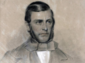 Sir Richard Dry, first Tasmanian born Premier.